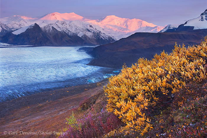 Chitistone Pass, Wrangell - St. Elias National Park and Preserve, Alaska