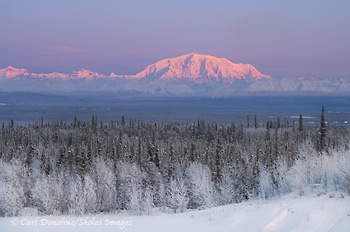 Mount Blackburn Photo, Wrangell - St. Elias National Park, Alaska.