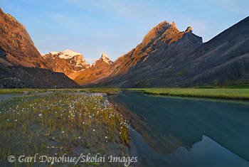 Arrigetch Peaks, Gates of the Arctic National Park, Alaska.