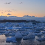 Icebergs, Icy Bay, Wrangell - St. Elias National Park and Preserve, Alaska.
